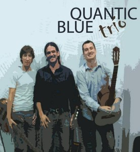Grupo musical: Blue Quantic Trío